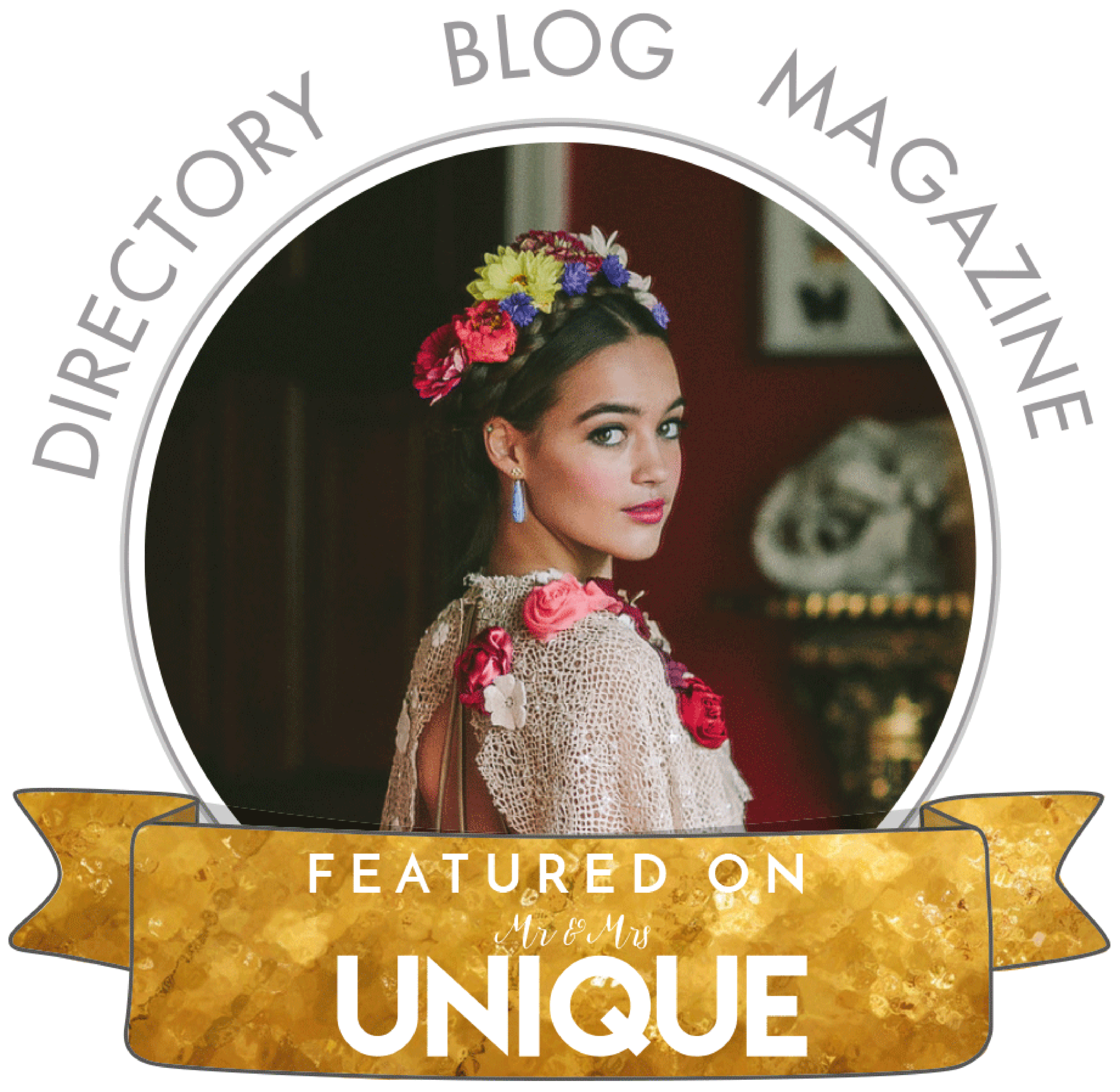 Featured on Mr and Mrs Unique