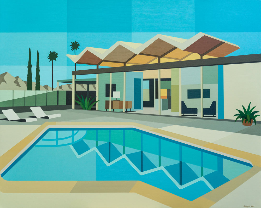 Andy Burgess Art - Paintings, Collage, Drawings, Prints