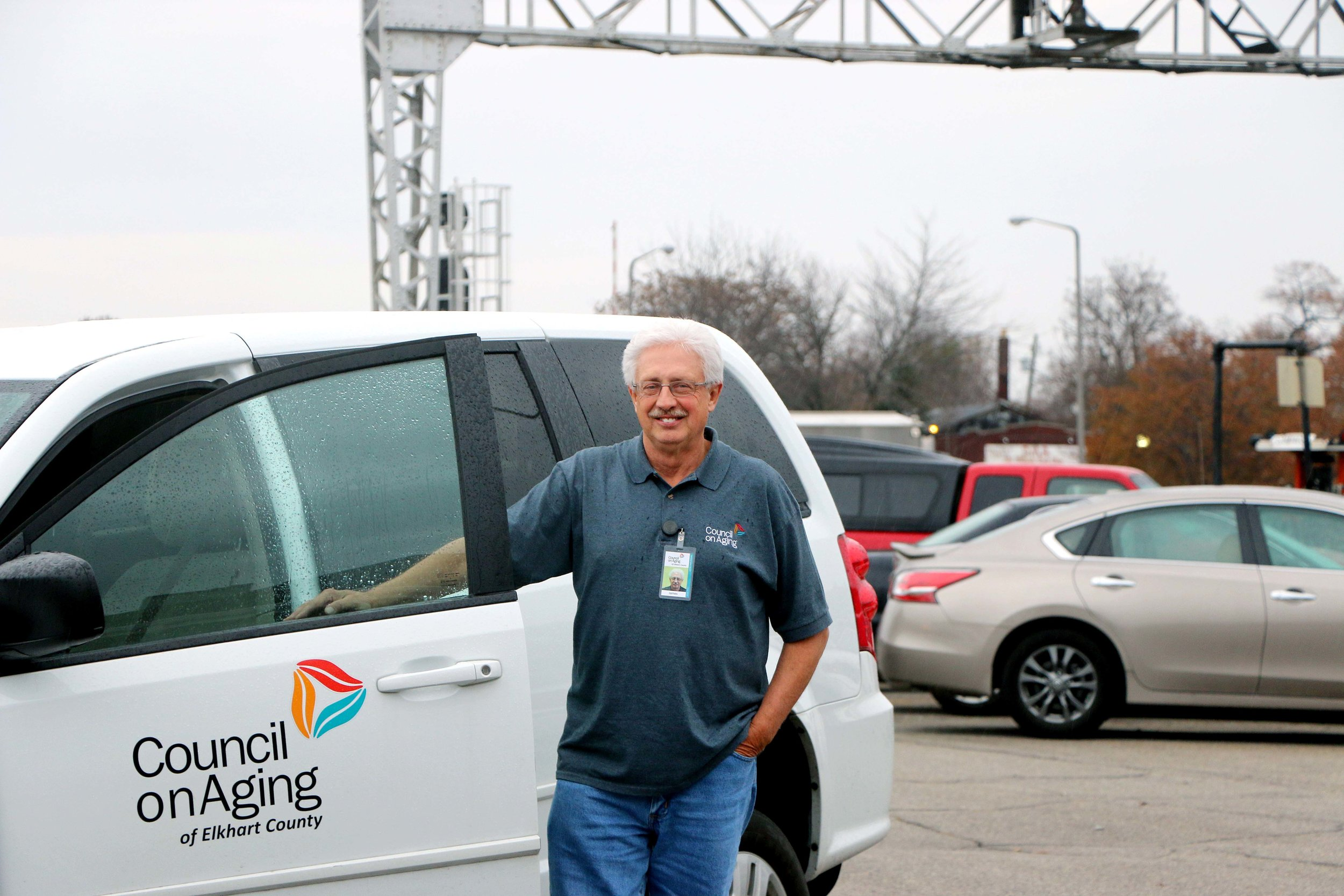 Transportation - Our transportation program seeks to aid those no longer able to transport themselves