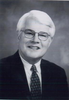 Image: Portrait of Sherman Hansen