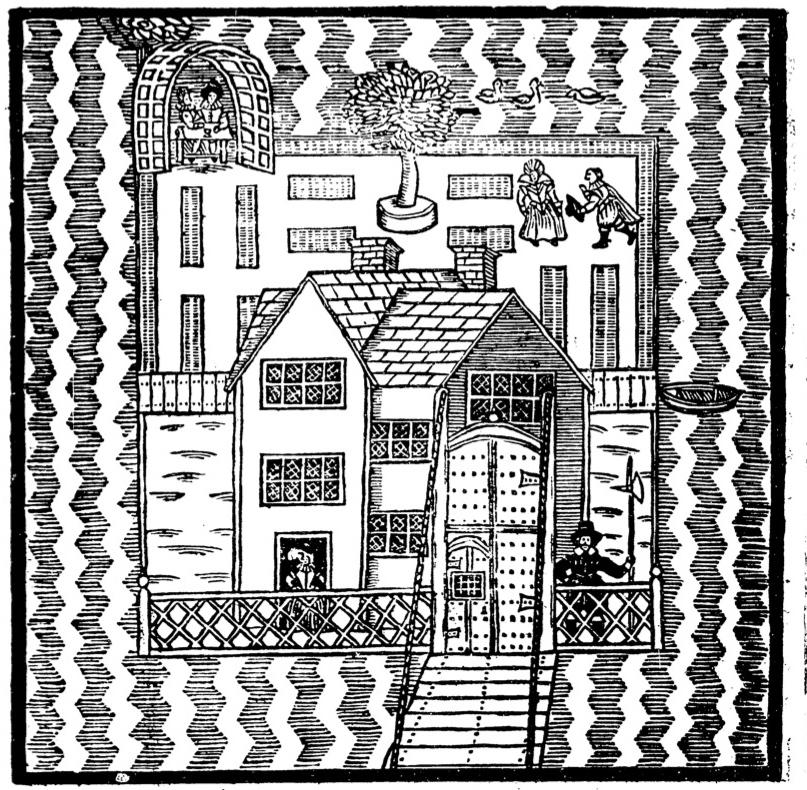 Marmion  Holland's Leaguer  (1632)