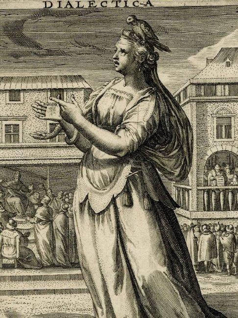 De Vos  Dialectica  (1603)