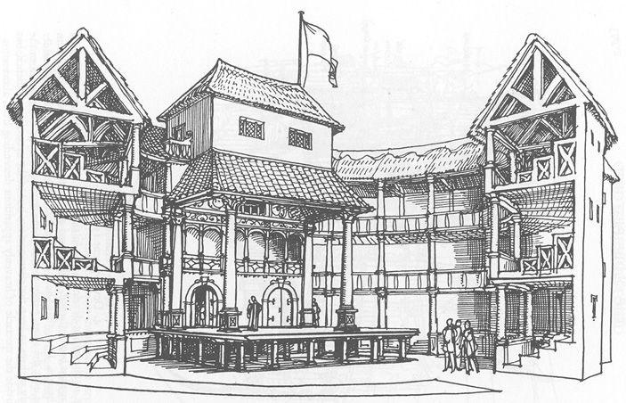 """Globe Theater Diagram"""