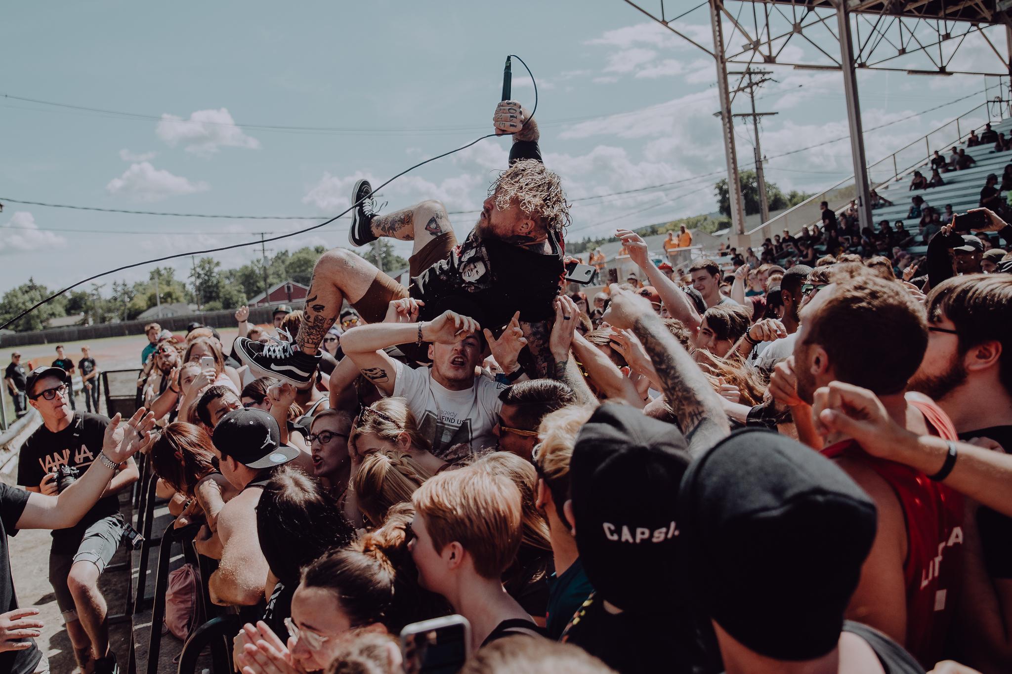 Davey Muise // Vanna // iMatter Festival // Horseheads, NY