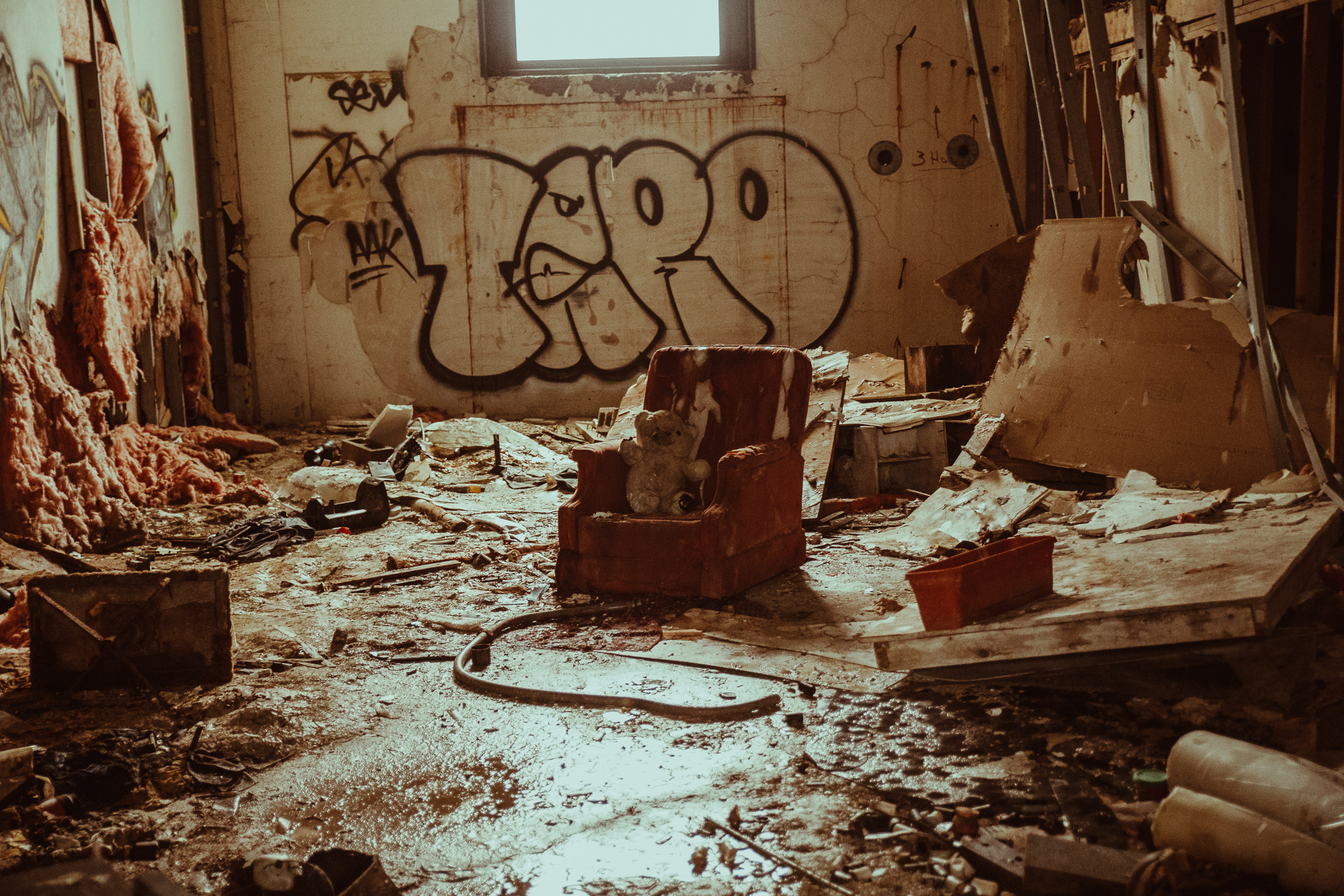 Abandoned Vacuum Oil Factory // Rochester, NY