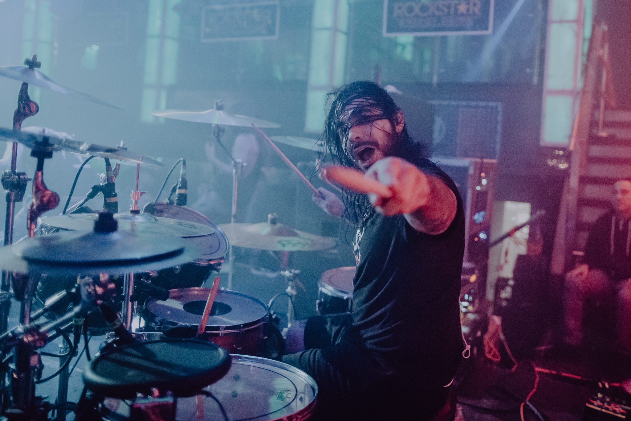 Alex Lopez // Suicide Silence // Pittsburgh, PA