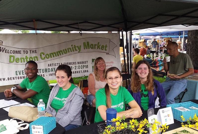 Denton Community Market Volunteers