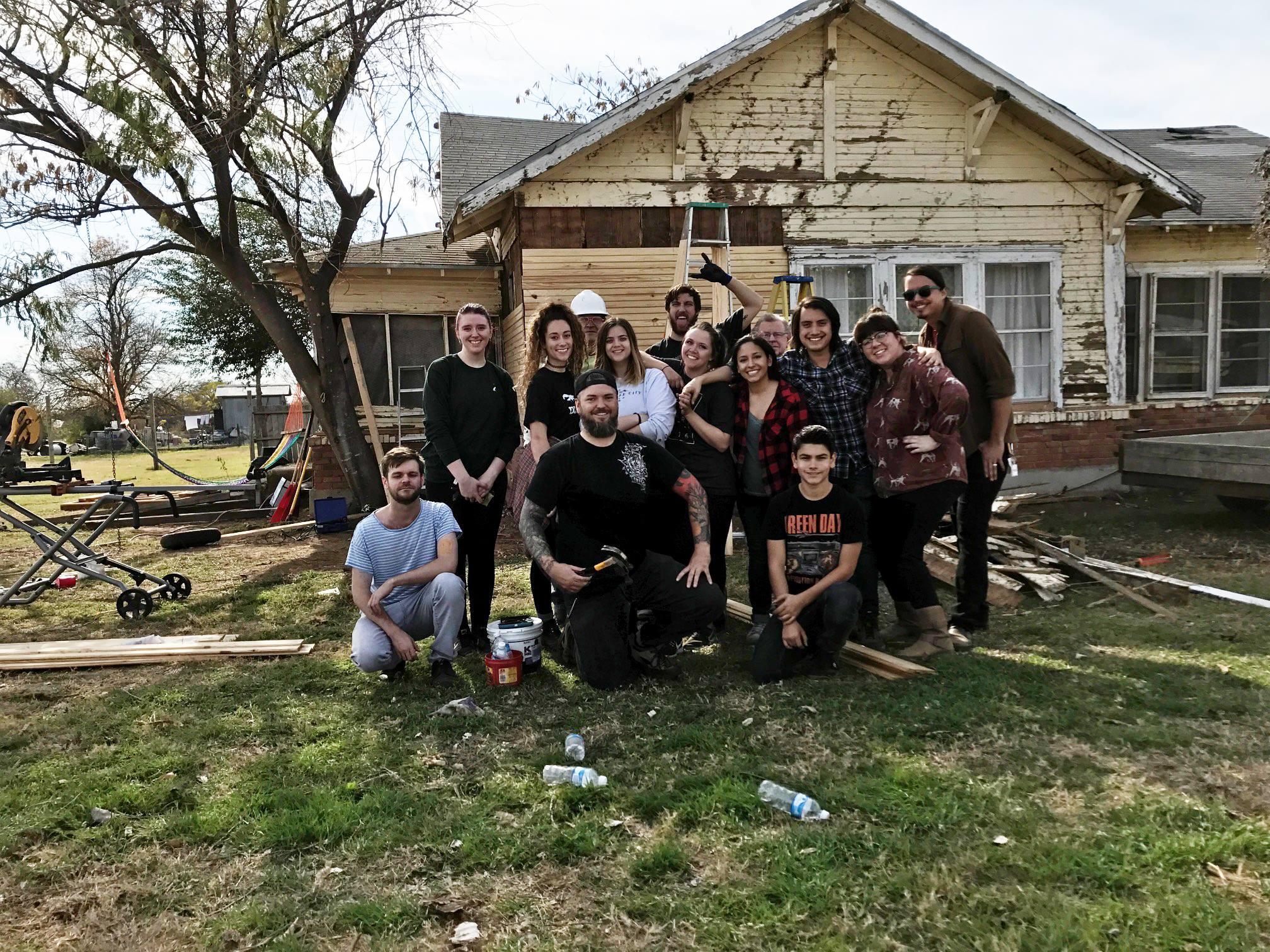 Radical Hospitality Volunteer Project