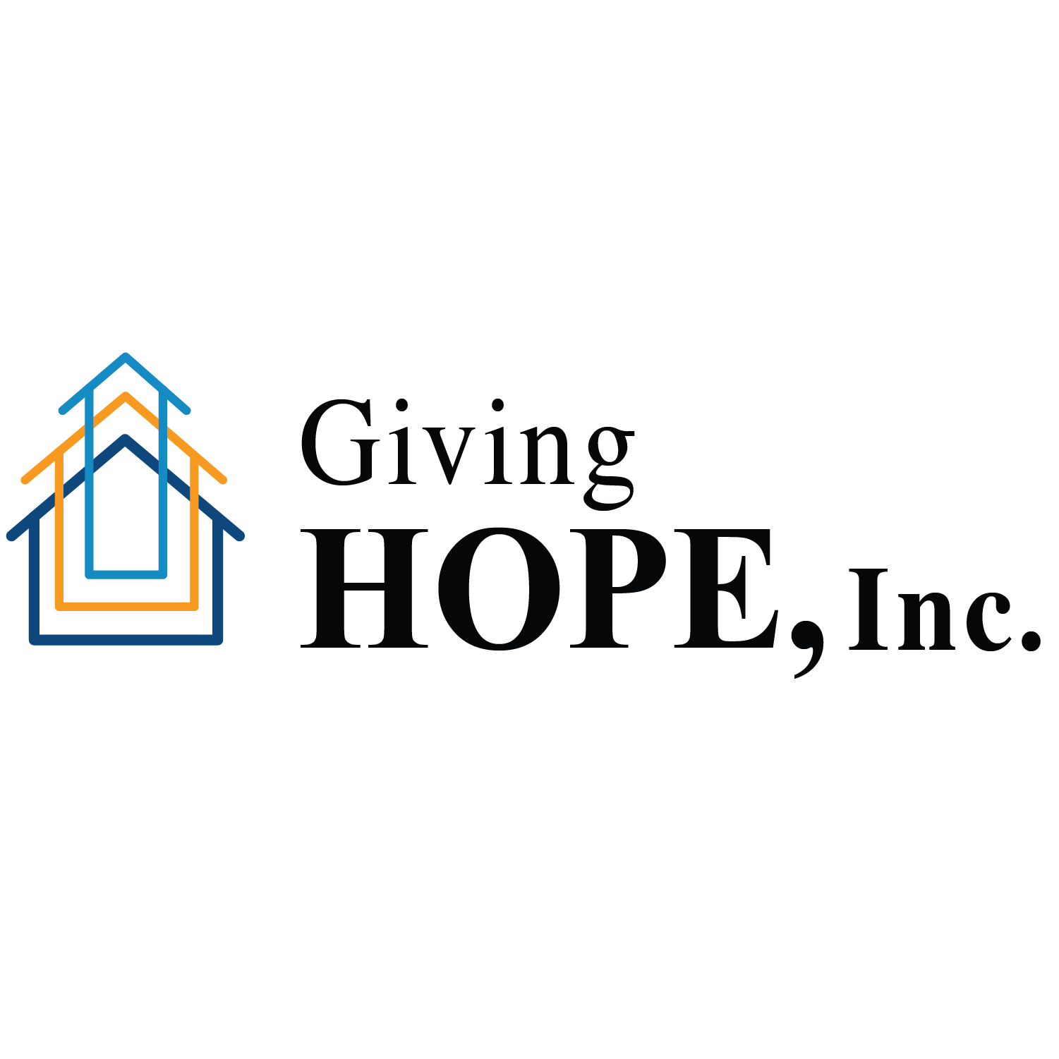 Giving Hope, Inc. gives a hand up to those experiencing or at-risk of homelessness through advocacy, community collaboration, and rental assistance in Denton County.   Housing