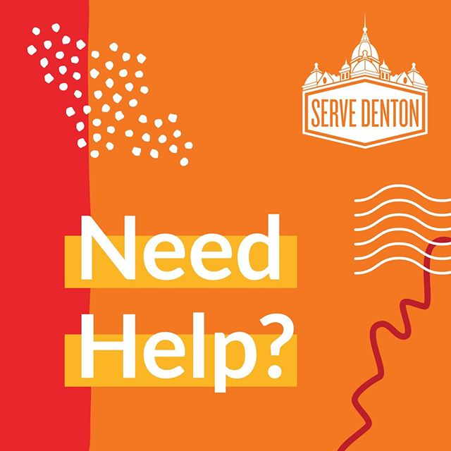 """Today, we are launching a new page on our website that we hope makes finding help easier for everyone in Denton County. Our desire is for this to be a resource for everyone in our community to find help for yourself or for others.⠀ ⠀ Click the """"Need Help?"""" button at the link in our profile to see it."""