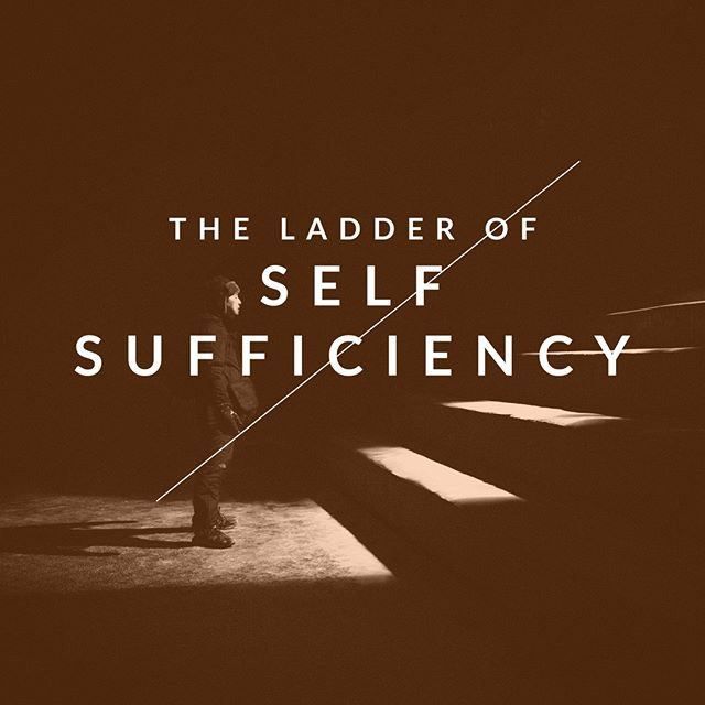 People's situations are far more complicated than we often give them credit for. But with multiple nonprofits working together, the likelihood of becoming self-sufficient increases dramatically.⠀ .⠀ Click the link in our bio to read about the 19 Rungs of Self-Sufficiency.