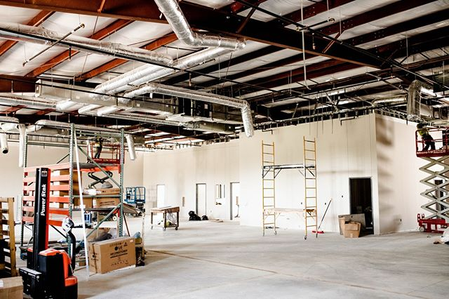 Did you know that 15% of Denton County suffers from food insecurity? That's one of the many reasons why we're excited for Denton Community Food Center to have a 10,500 sq/ft food center here at Serve Denton. More room for more food for more hungry people to be fed. It'll be open this Fall!