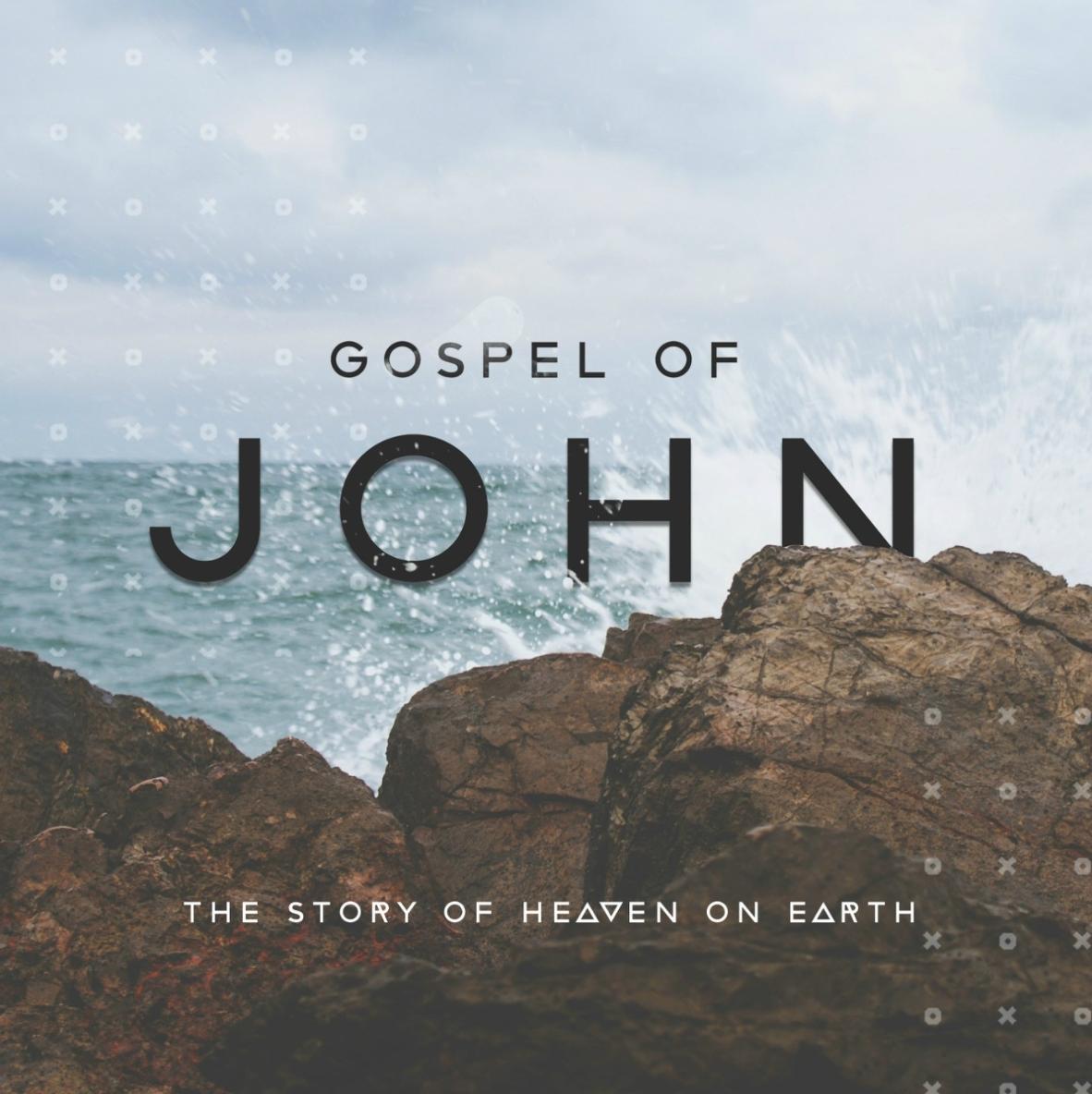 John 10, 11, 12