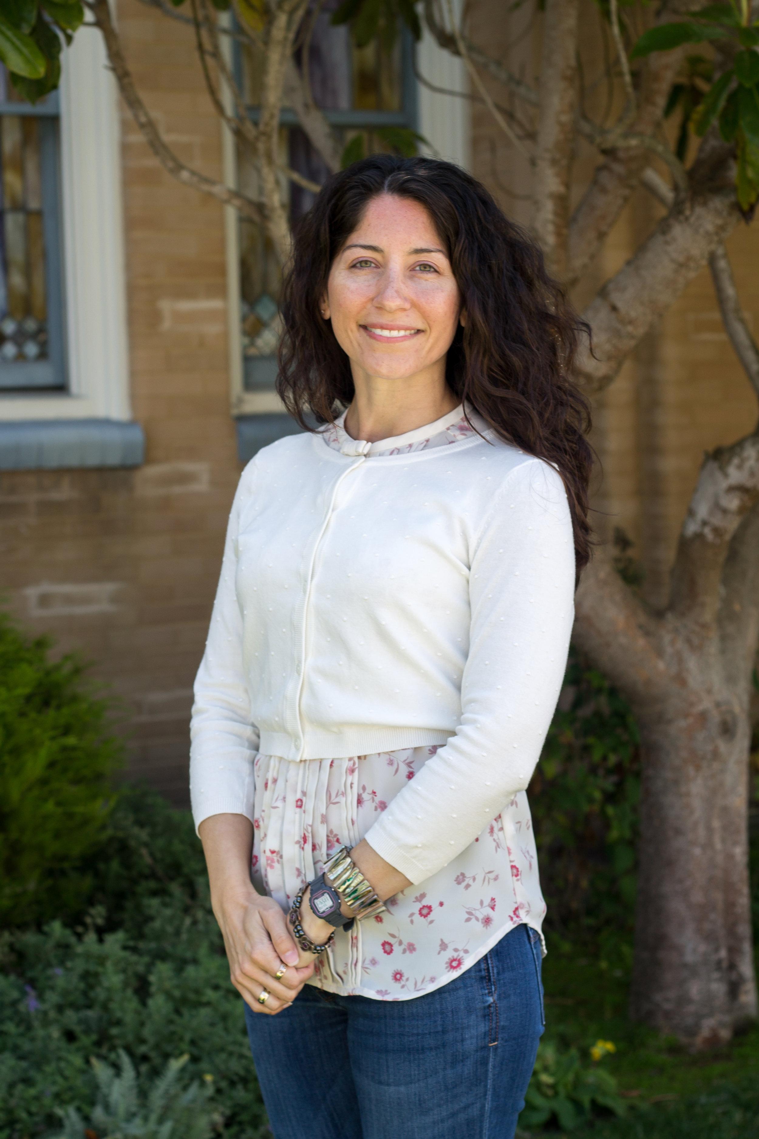 Tina Hesse - Office Administrator