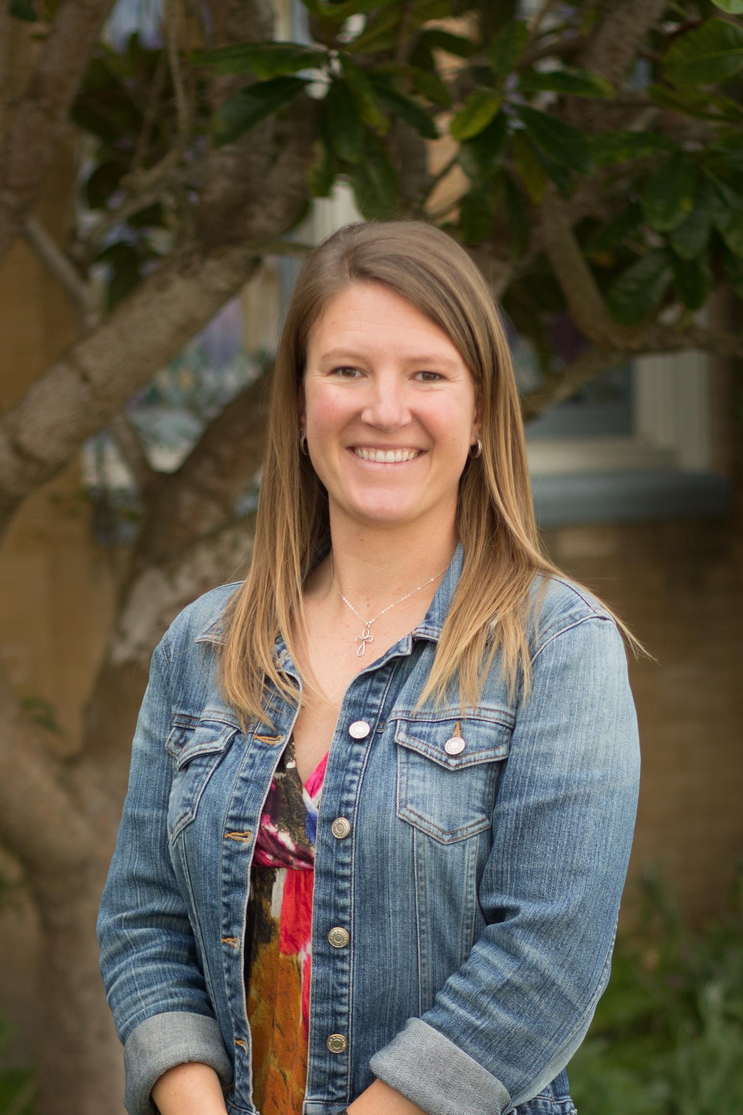 Trish Krall - Kid's Ministry Director