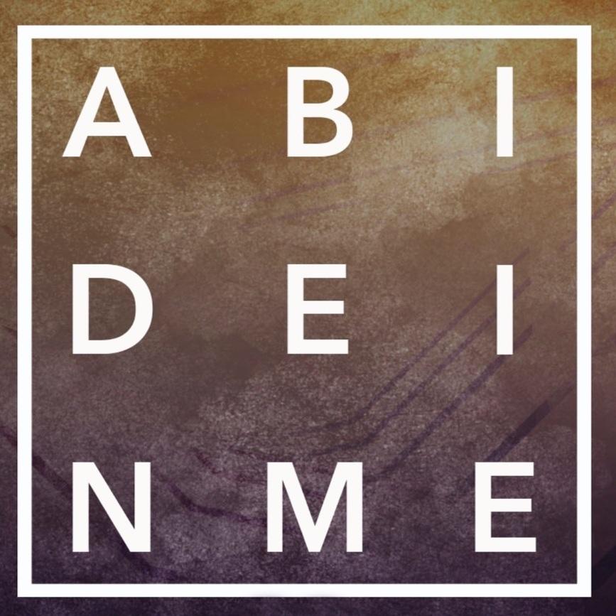 Gospel of John (ch13-17): ABIDE