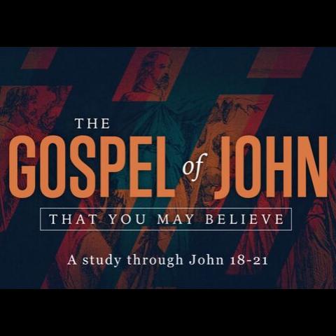 Gospel of John (ch18-21): Believe