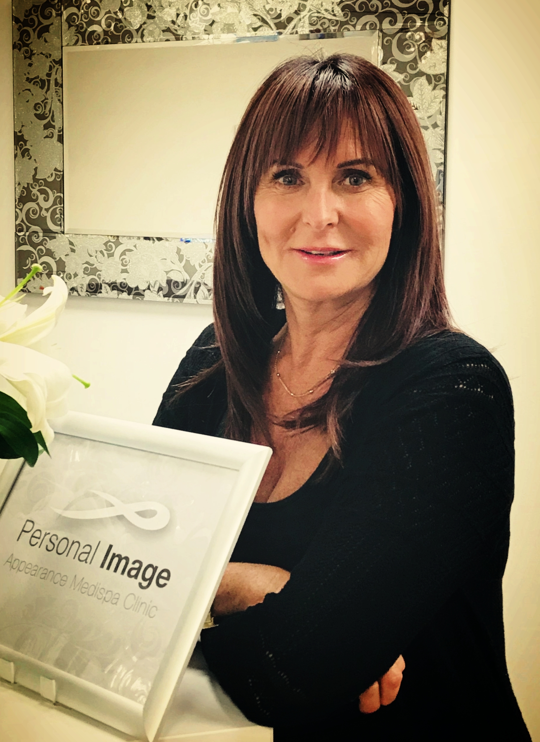 Tracy , Reception, Admin support  Tracy is the friendly face you see when you arrive at the Personal Image Clinic.  Managing all appointments, scheduling and making sure your favourite products are in-stock. Tracy's friendly, calm demeanor makes all our first time clients calm and relaxed.