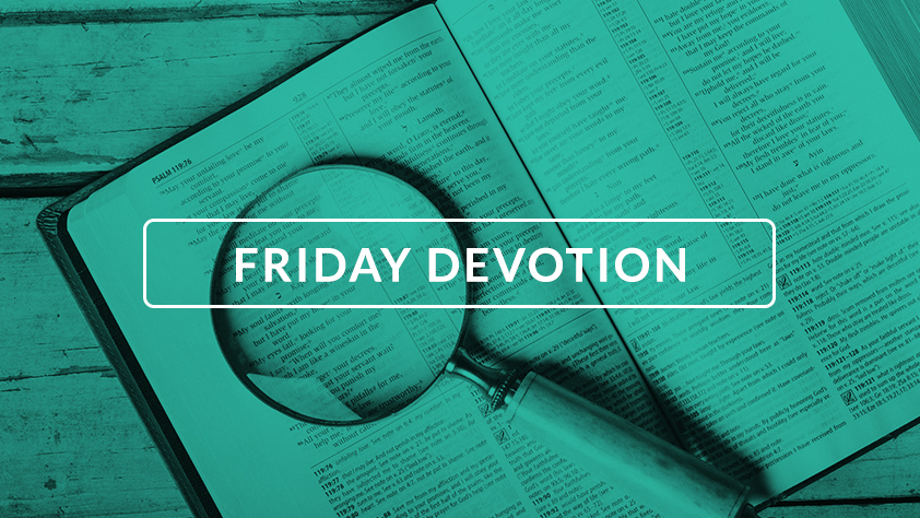 Daily devotions from the WELS -