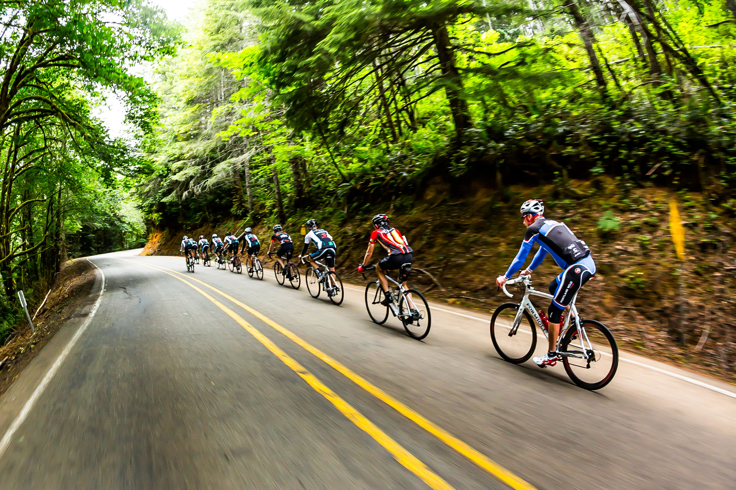 Triple Crown Gran Fondo. Oregon