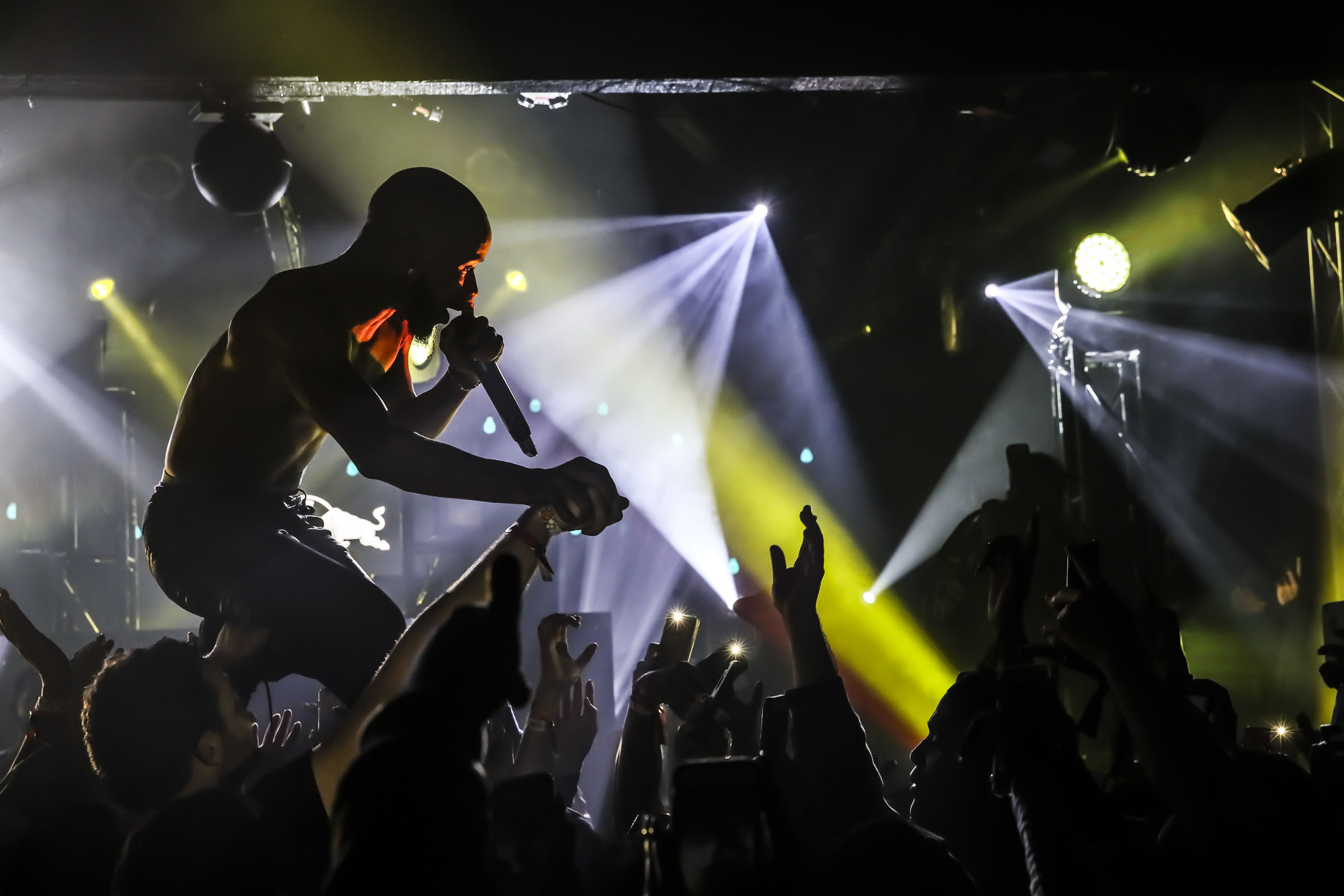 Tory Lanez Performs 30day's in LA RedBull concert series. Los Angeles