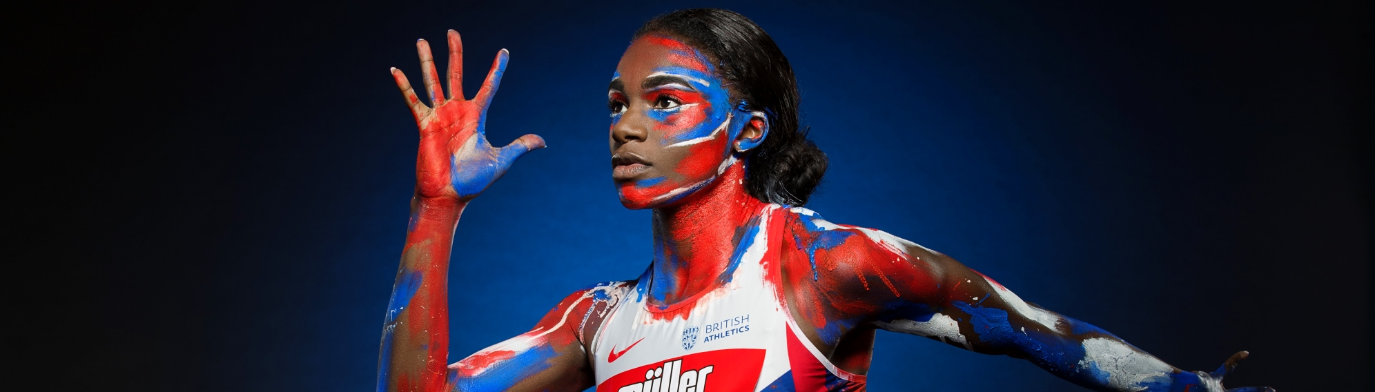 MULLER ANNIVERSARY GAMES - Date:July 9, 2017Location:London, EnglandEvent:Kara threw 61.06m for seventh place in the third installment of Diamond League events.