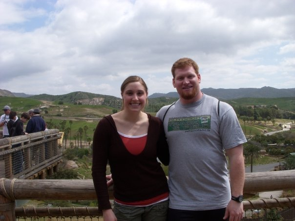 San Diego Zoo's Safari Park when we visited Chula Vista for Spring Break 2009!