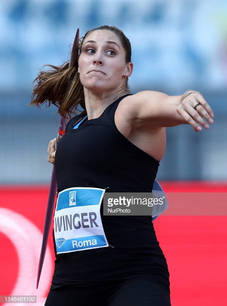 SB so far: 63.11m in Rome, which is further than I had thrown last year before Zurich. Neat.