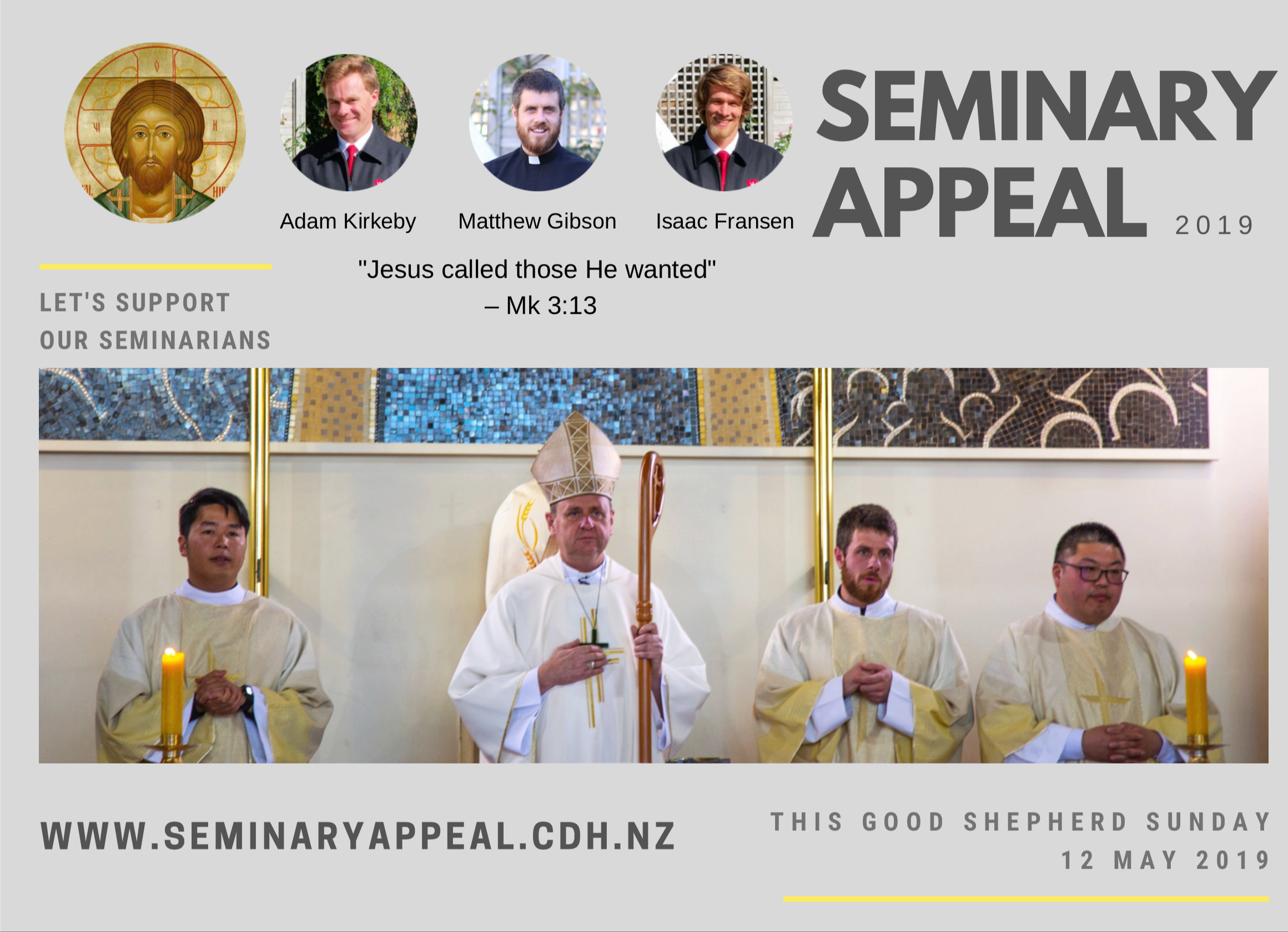 Seminary Appeal 2019