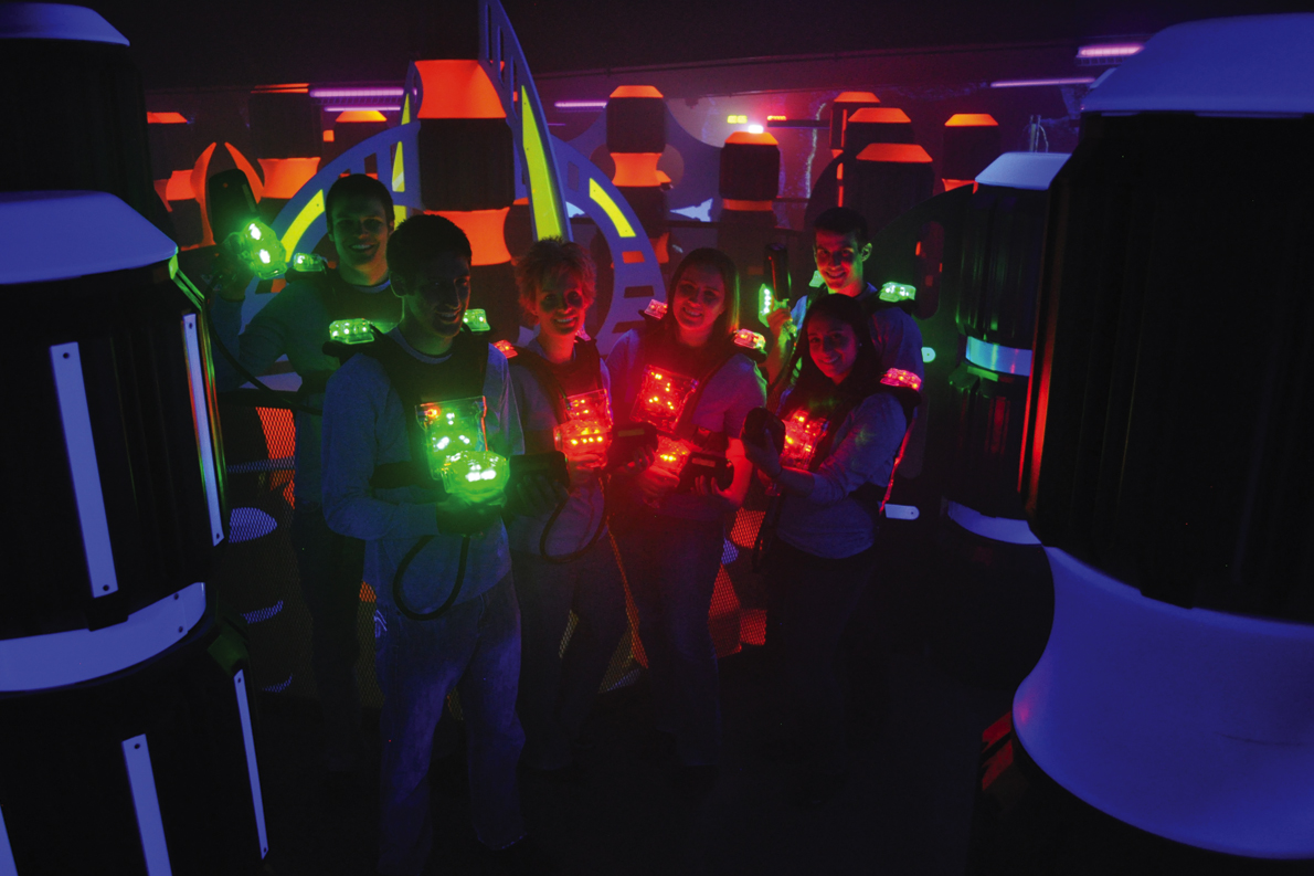 Adult And Corporate Events Laser Tag