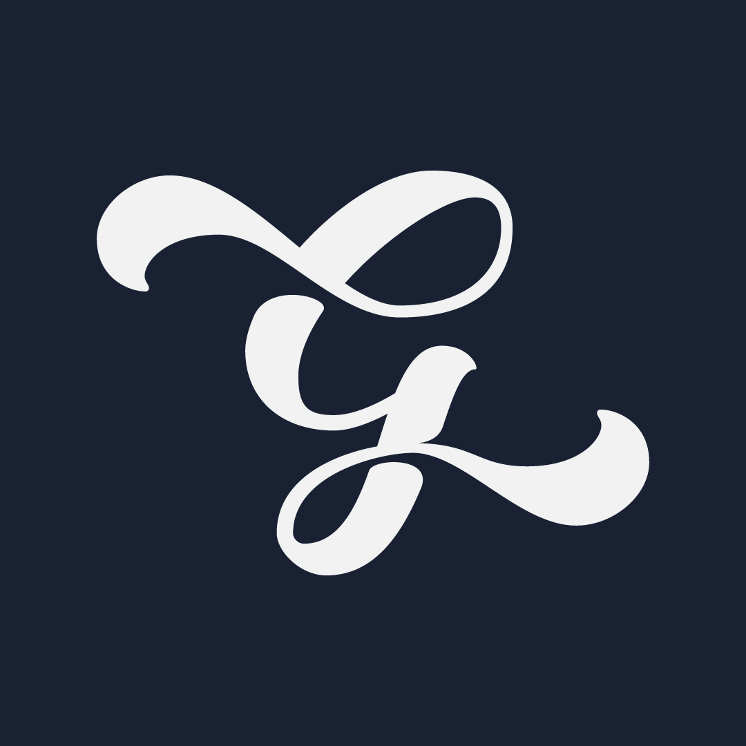 Letter G - Studio 1816 Designs