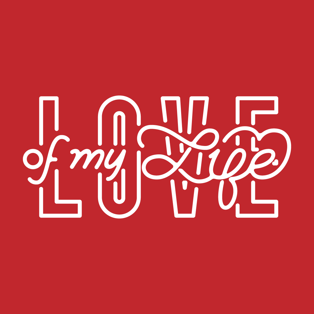 Valentine's Day Lettering Set-Love of my Life.png