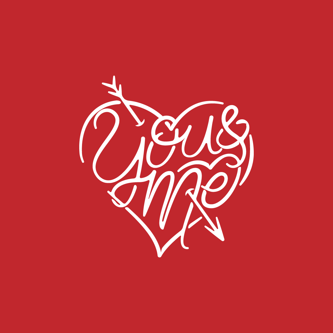 Valentine's Day Lettering Set-You & Me.png