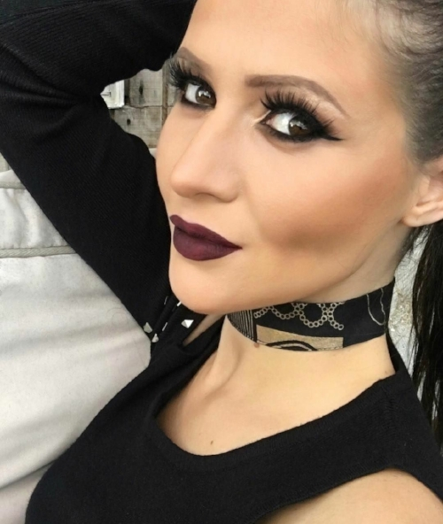 HYPNAUGHTY    is killing it in our    Egypt choker!