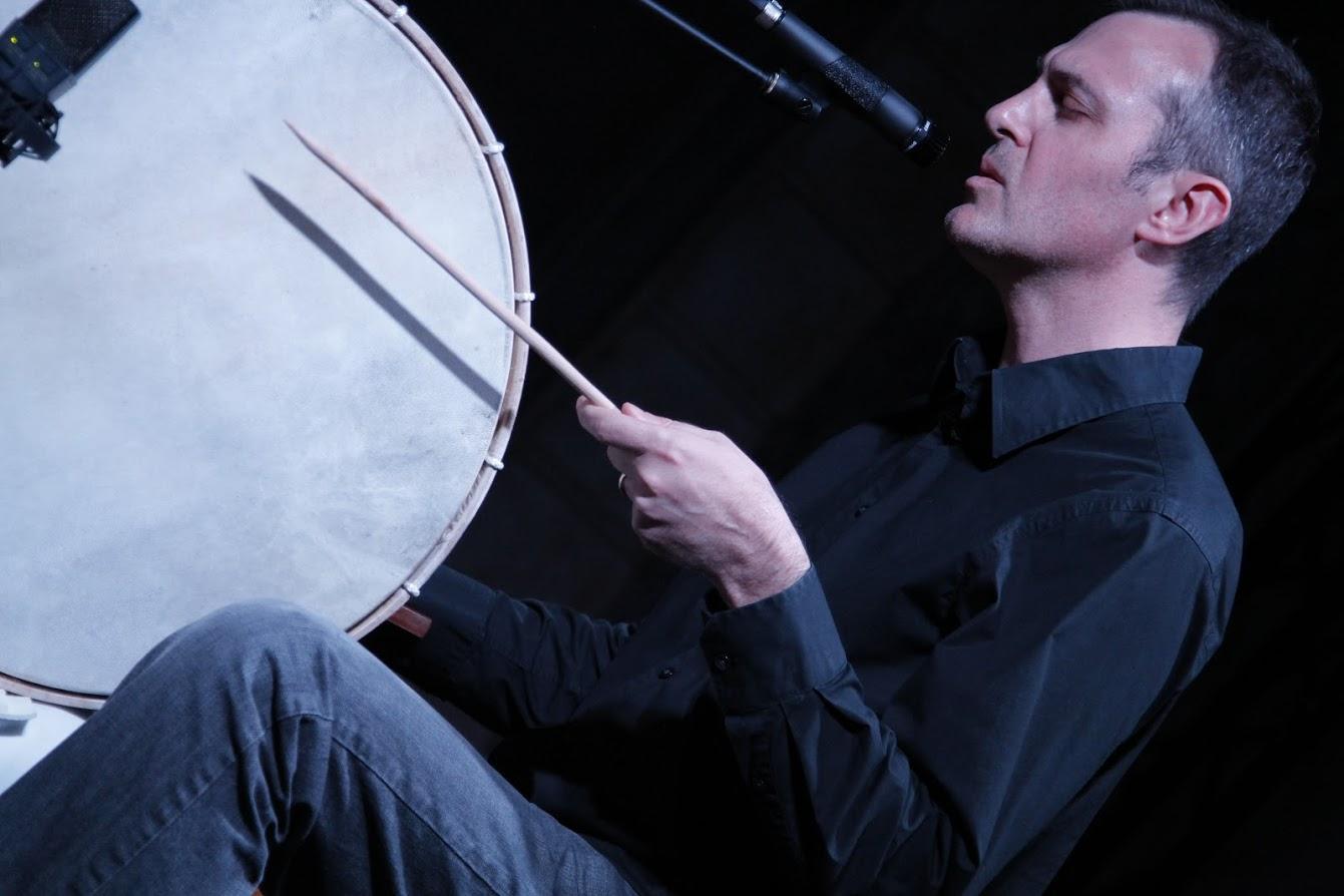 Jon Mueller. Photo by Bradley Buehring.