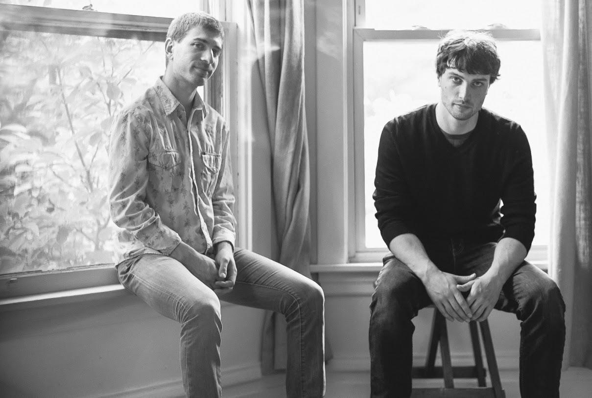 Sun Speak's Matt Gold (left) and Nathan Friedman  .