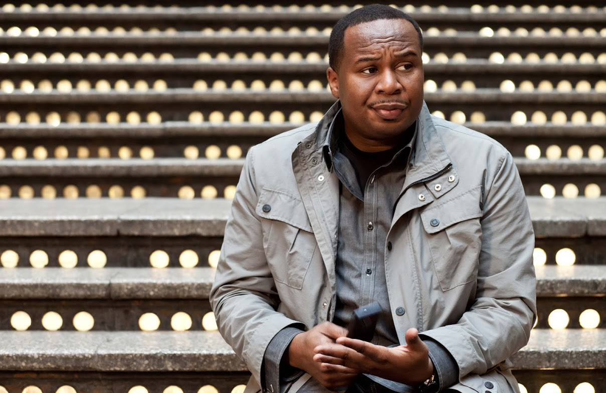 Roy Wood Jr. plays Jan. 27 and 28 at the Comedy Club on State.
