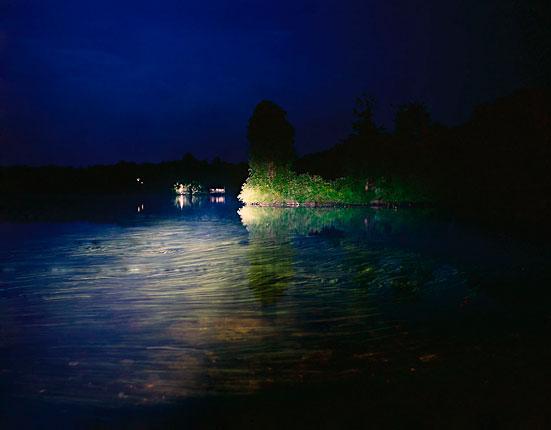 """Miranda Lichtenstein, """"Untitled #6 (Bennett's Farm)"""""""
