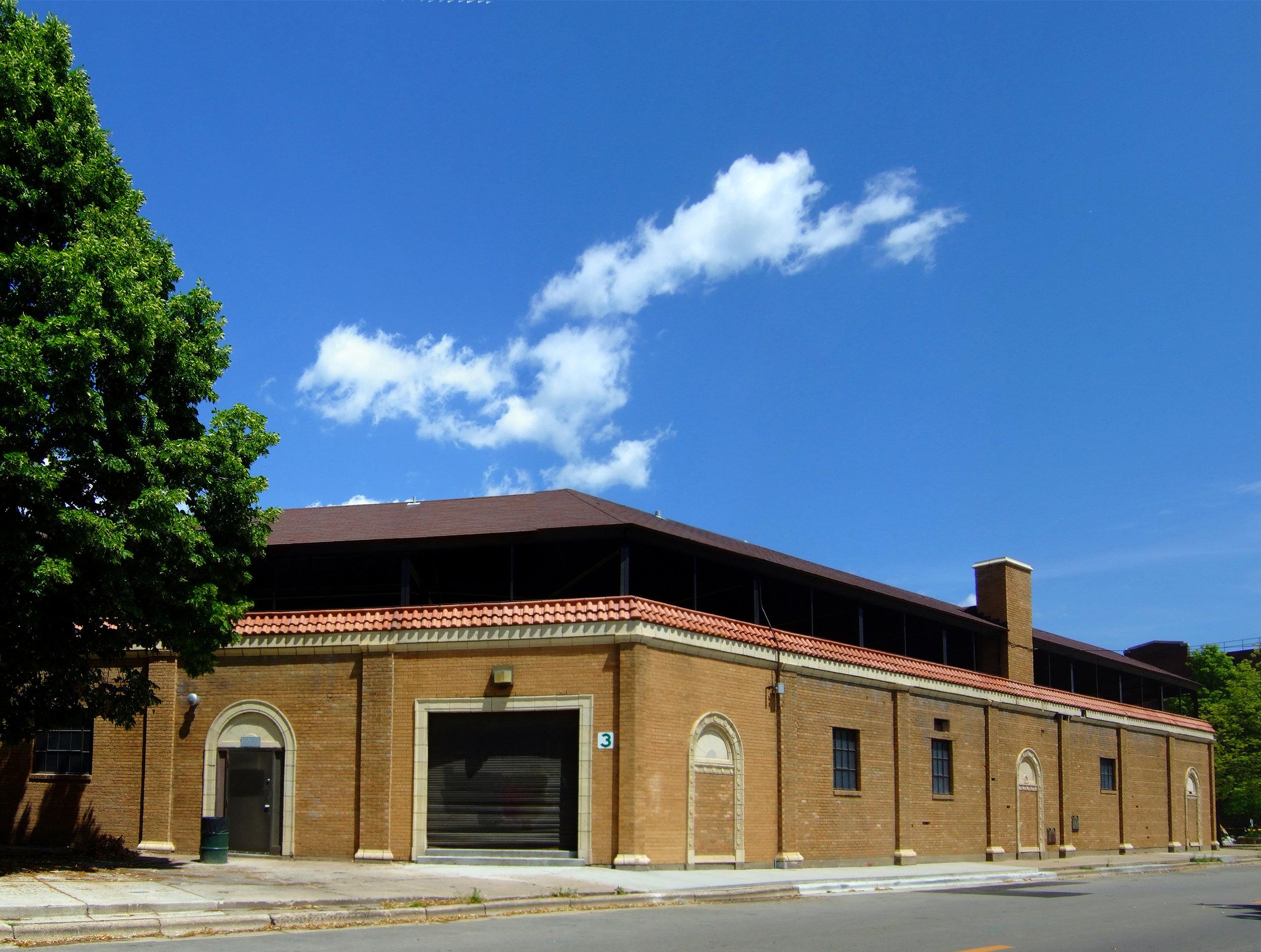Breese Stevens Field. Photo via Wikimedia Commons.