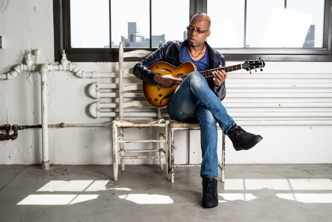 Lionel Loueke plays October 22 at the Wisconsin Union Theater.