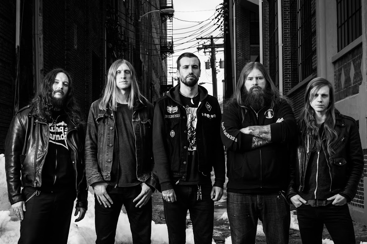 Skeletonwitch plays August 25 at the Frequency. Photo by Josh Sisk.