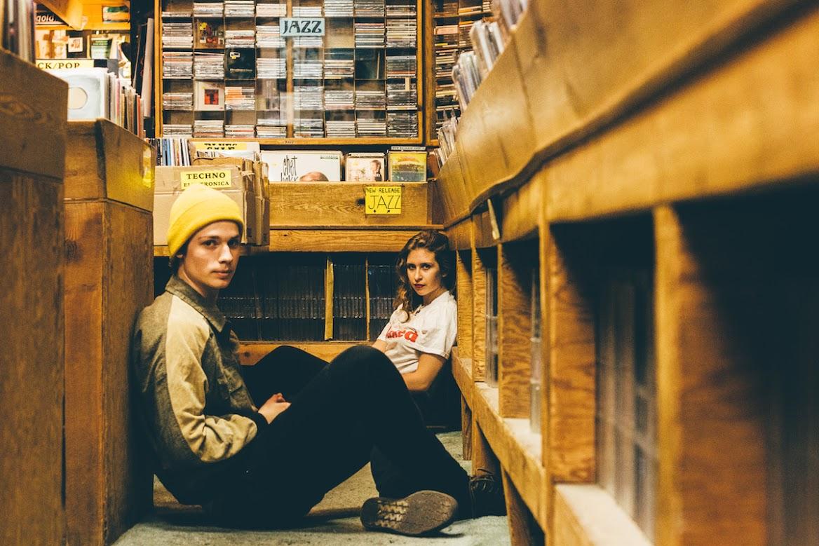 Brendan Manley (left) and Alivia Kleinfeldt of Dash Hounds. Photo by J. Scott Kunkel.