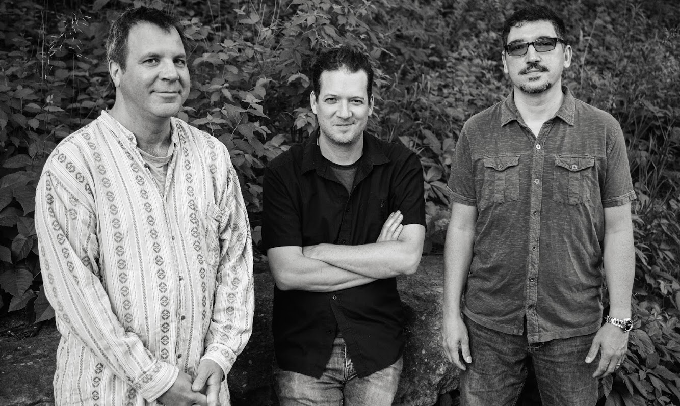 Major Vistas are, from left to right, Geoff Brady, Mike Weiser, and Chris Bucheit.