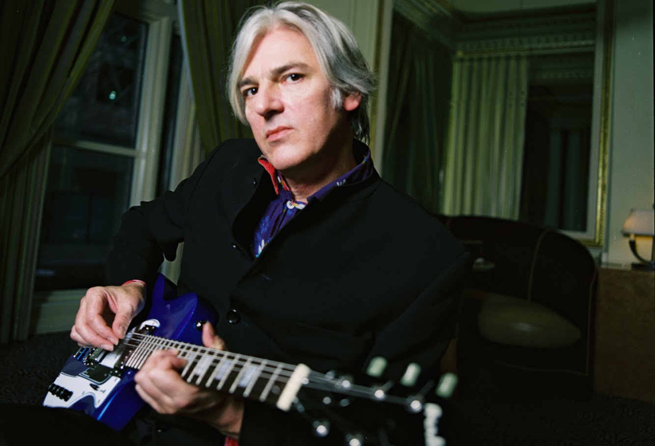 Robyn Hitchcock will play at the Stoughton Opera House on November 18. Photo by Alicia J. Rose.