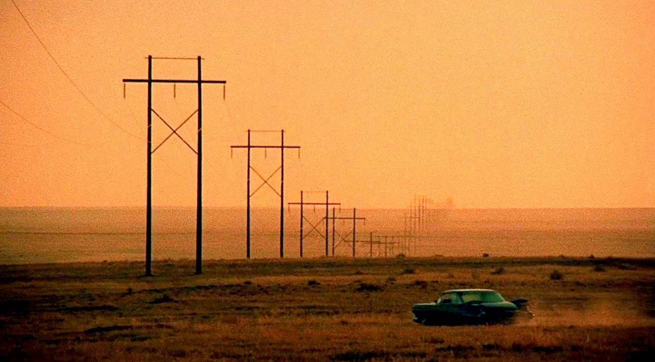 """Terrence Malick's """"Badlands"""" screens July 7 at the Central Library."""