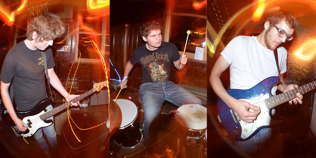 Paint were, from left to right, Joe Darcy, Jake Stamas, and Alex Hickel. Photos by Bobby Hussy.