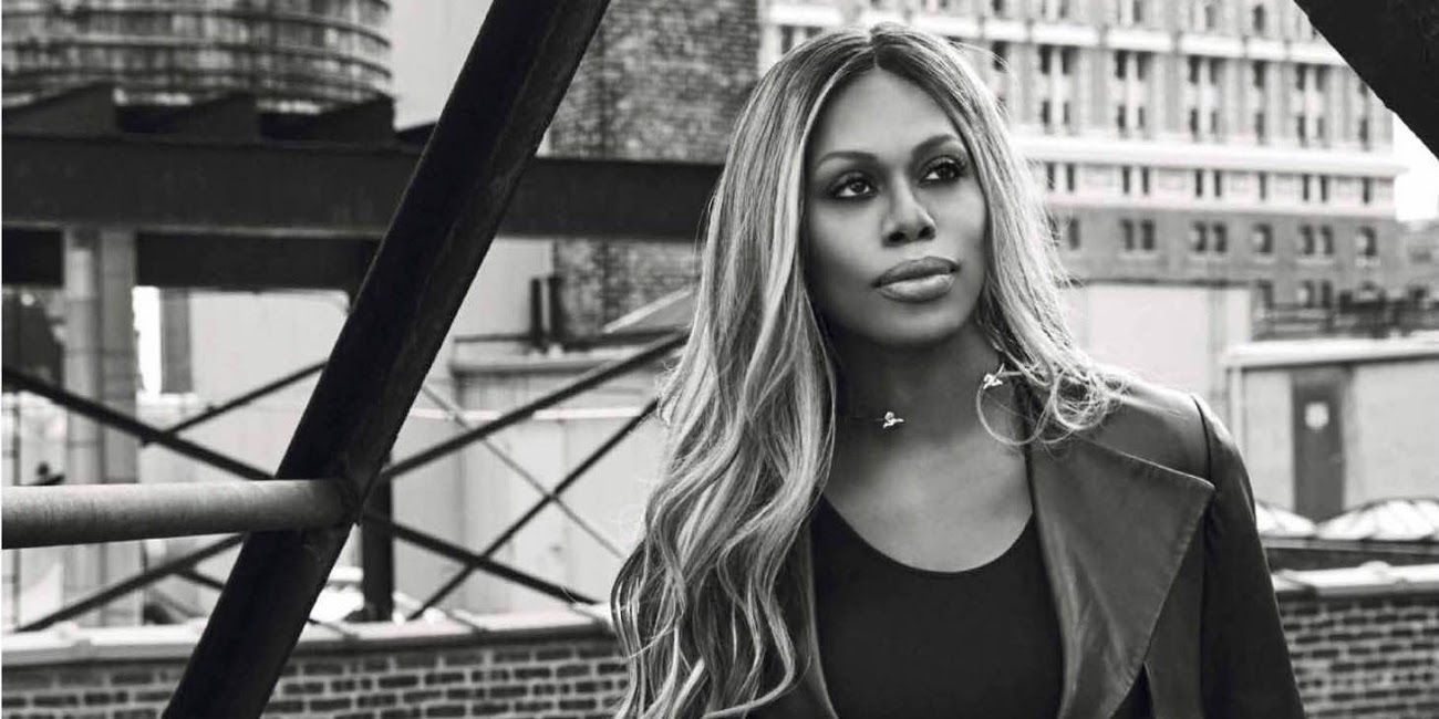 Laverne Cox speaks Monday, May 9 at Union South.