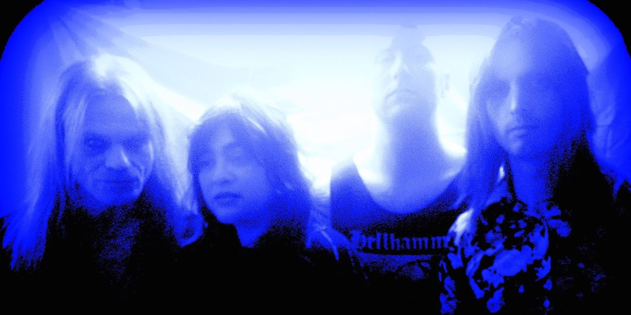 Vanishing Kids are, from left to right, Jerry Sofran, Nikki Drohomyreky, Hart Allan Miller, and Jason Hartman.