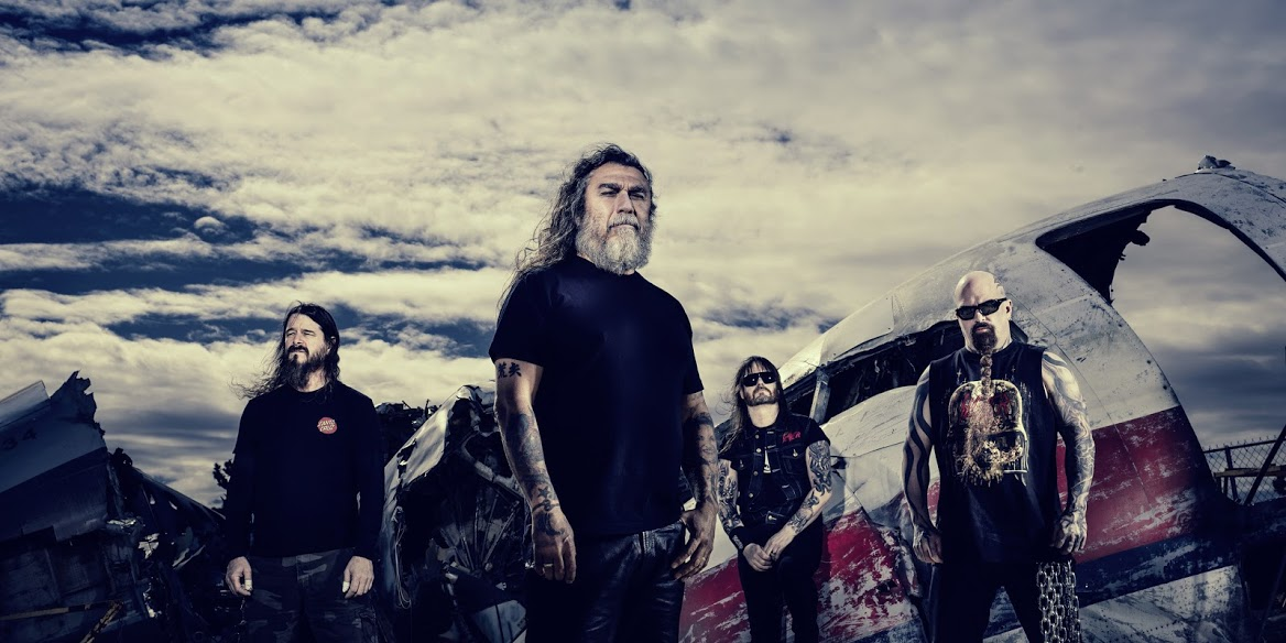 Slayer plays March 9 at the Orpheum. Photo by Martin Hausler.