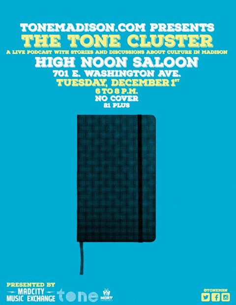12/1/2015: The Tone Cluster #2